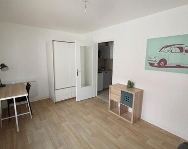 Location Appartement 1 pièce 21m² Strasbourg (67000) - photo