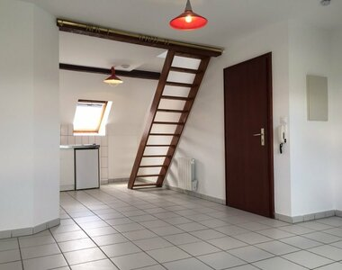 Location Appartement 1 pièce 25m² Bischheim (67800) - photo