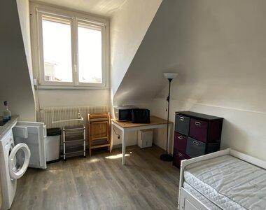 Location Appartement 1 pièce 12m² Strasbourg (67000) - photo