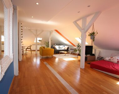 Vente Appartement 6 pièces 130m² strasbourg - photo