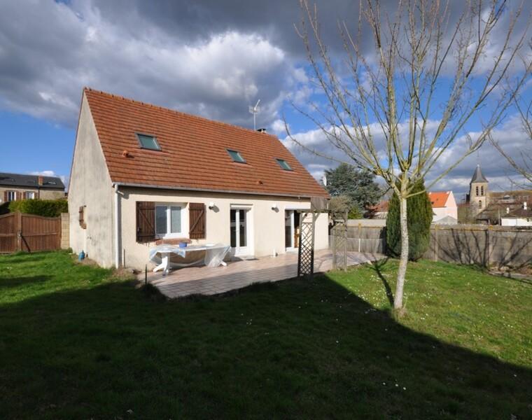 Vente Maison 6 pièces 110m² Bruyères-le-Châtel (91680) - photo