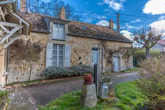 Vente Maison 4 pièces 80m² Saint-Chéron (91530) - photo