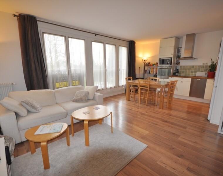 Vente Appartement 3 pièces 59m² Bruyères-le-Châtel (91680) - photo