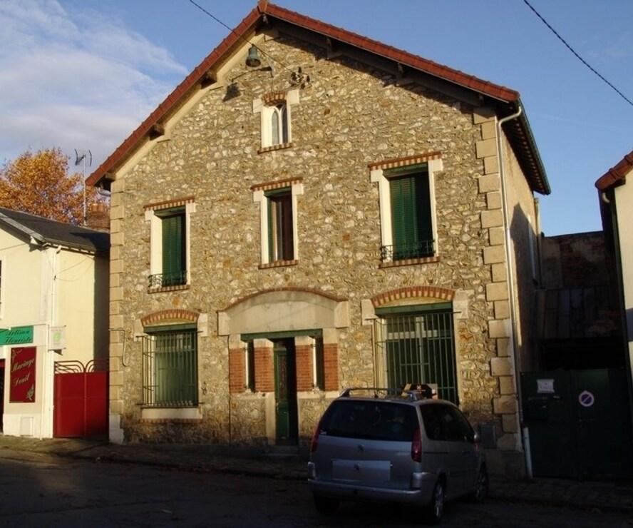 Vente Maison 7 pièces 120m² Saint-Chéron (91530) - photo