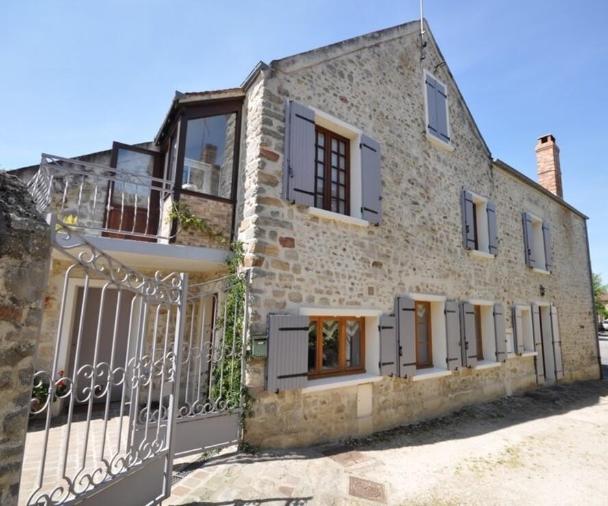 Vente Maison 7 pièces 146m² Saint-Sulpice-de-Favières (91910) - photo