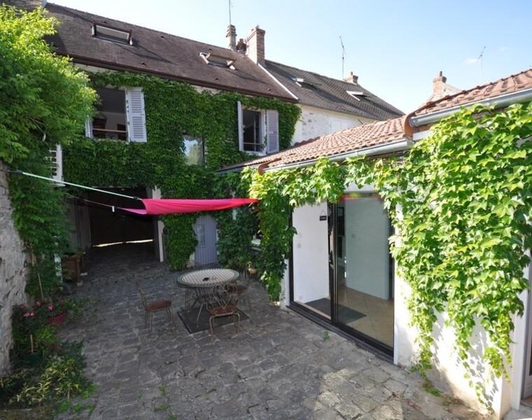Vente Maison 7 pièces 135m² Saint-Sulpice-de-Favières (91910) - photo