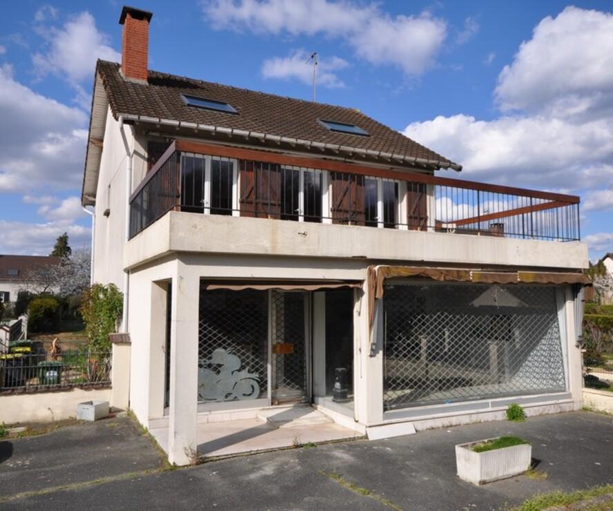 Vente Maison 7 pièces 171m² Janville-sur-Juine (91510) - photo