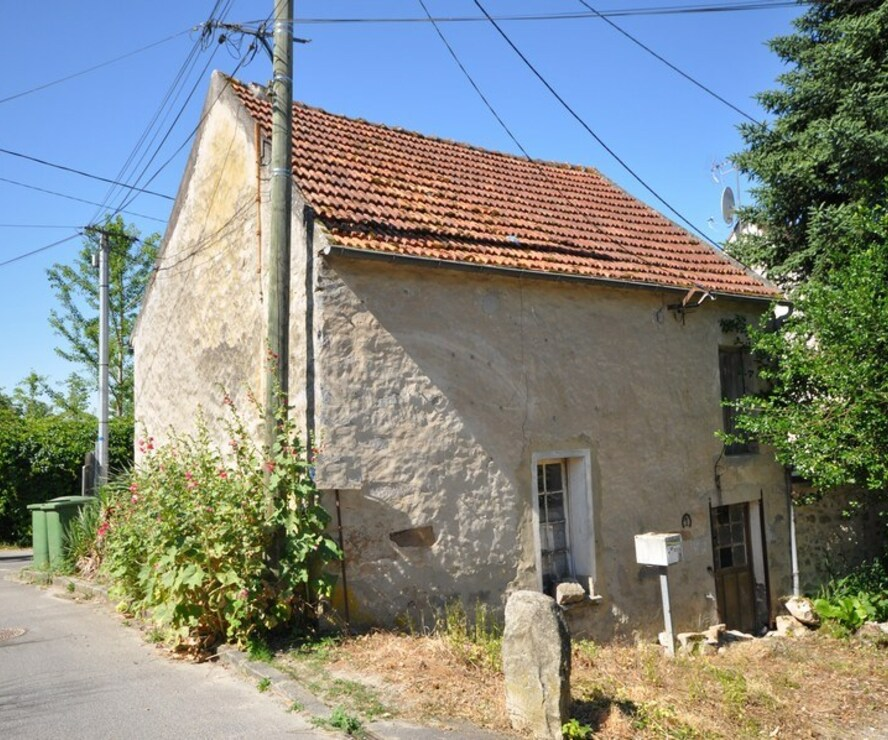 Vente Maison 4 pièces 80m² Saint-Yon (91650) - photo