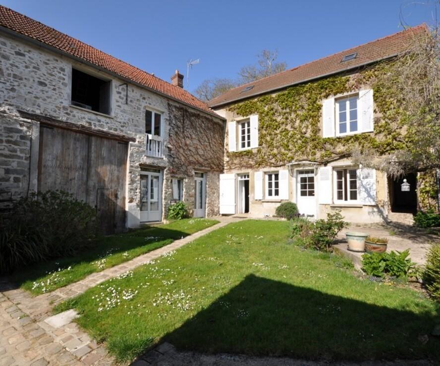 Vente Maison 10 pièces 220m² Breux-Jouy (91650) - photo