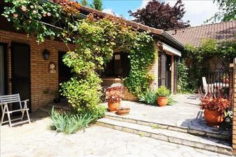 Vente Maison 6 pièces 187m² Saint-Nom-la-Bretèche (78860) - photo