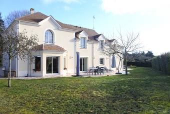 Vente Maison 9 pièces 335m² Saint-Nom-la-Bretèche (78860) - photo