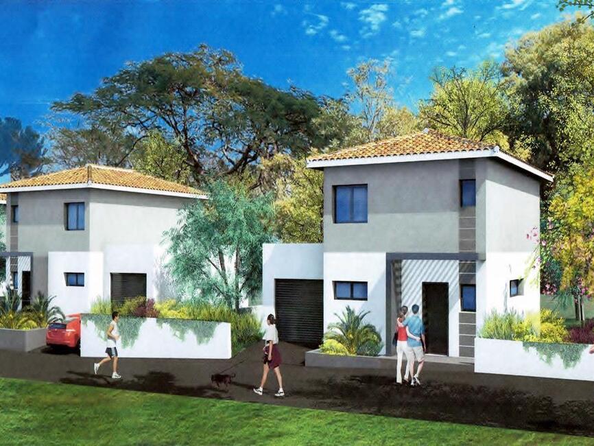 Vente maison 4 pi ces puget sur argens 83480 245934 for Acheter louer maison