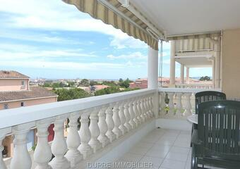 Vente Appartement 3 pièces 57m² Fréjus (83600) - photo