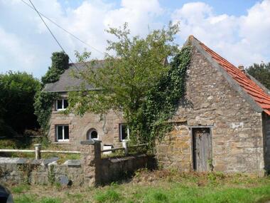 Vente Maison 4 pièces 70m² Plounévez-Moëdec (22810) - photo