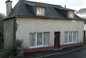 Sale House 5 rooms 65m² Plouaret (22420) - photo