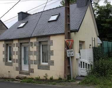 Sale House 4 rooms 50m² Belle-Isle-en-Terre (22810) - photo