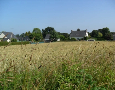 Vente Terrain 1 080m² Plouaret - photo