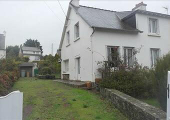Sale House 6 rooms 85m² Lannion (22300) - photo