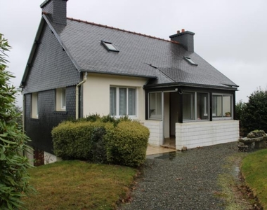 Sale House 4 rooms 80m² Plounevez moedec - photo