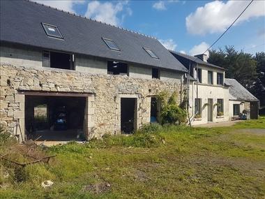 Vente Maison 3 pièces 76m² PLOUGRAS - photo