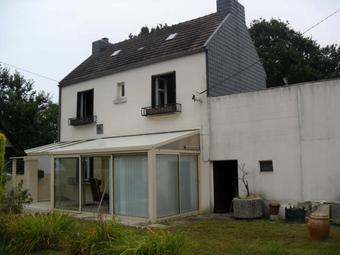 Vente Maison 5 pièces 65m² Plounevez moedec - photo