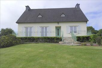 Vente Maison 6 pièces 125m² Plounévez-Moëdec (22810) - photo