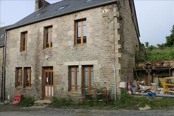 Vente Maison 4 pièces 70m² Loguivy-Plougras (22780) - photo