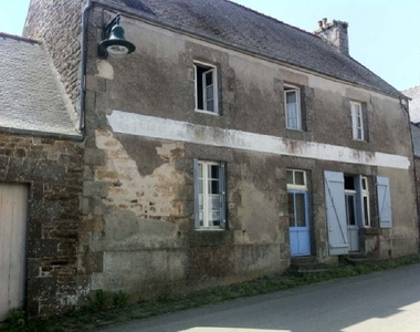 Vente Maison 5 pièces 85m² Plufur - photo