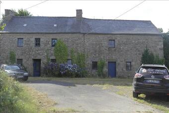 Vente Maison 5 pièces 105m² Trégrom (22420) - photo