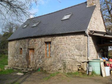 Vente Maison 3 pièces 50m² Tonquédec (22140) - photo