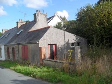 Vente Maison 3 pièces 60m² Loguivy plougras - photo