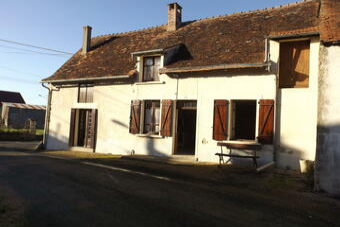 Vente Maison 4 pièces 71m² Malicornay (36340) - photo