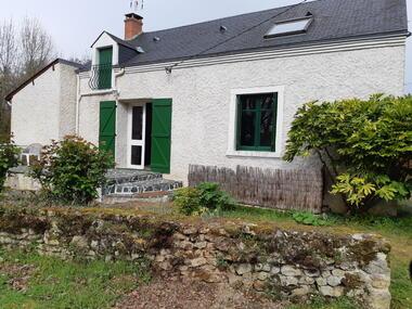 Vente Maison 5 pièces 125m² Gournay (36230) - photo
