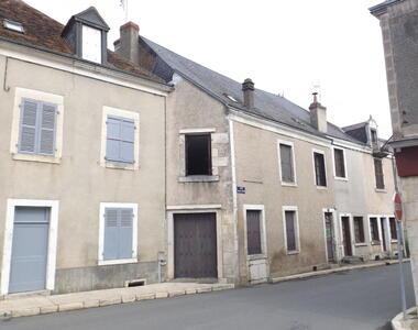 Vente Maison 6 pièces 60m² Neuvy-Saint-Sépulchre (36230) - photo