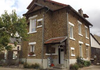 Vente Maison 7 pièces 105m² Badecon-le-Pin (36200) - photo