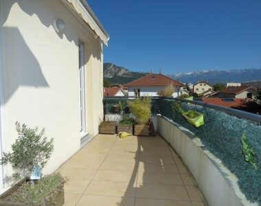 Sale Apartment 3 rooms 67m² Fontaine (38600) - photo