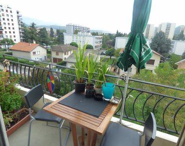 Sale Apartment 3 rooms 51m² Seyssinet-Pariset (38170) - photo