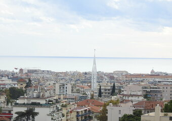 Location Appartement 2 pièces 44m² Nice (06100) - photo