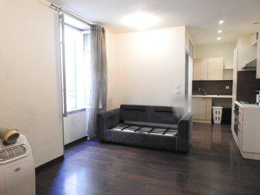 Vente Appartement 2 pièces 35m² Nice (06300) - photo