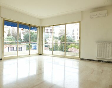 Vente Appartement 4 pièces 100m² Nice (06000) - photo