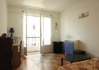 Vente Appartement 1 pièce 31m² Nice (06000) - Photo 1