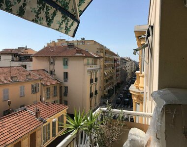 Vente Appartement 2 pièces 77m² Nice - photo