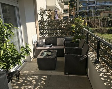 Vente Appartement 2 pièces 47m² Nice (06200) - photo