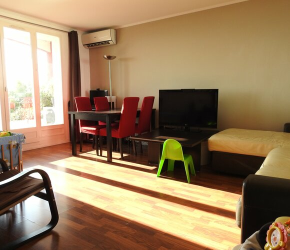 Vente Appartement 3 pièces 61m² Nice - photo