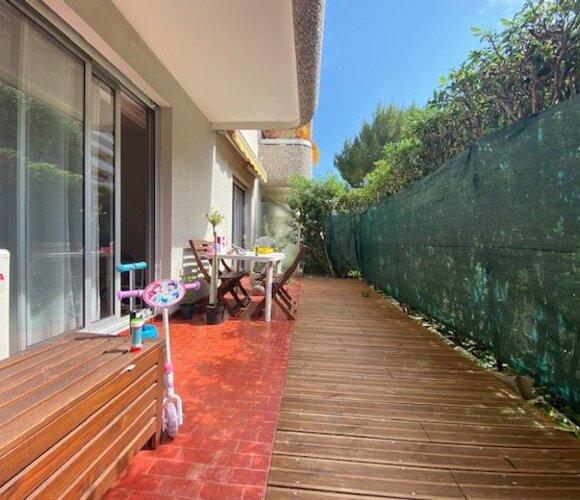 Vente Appartement 2 pièces 39m² Nice - photo