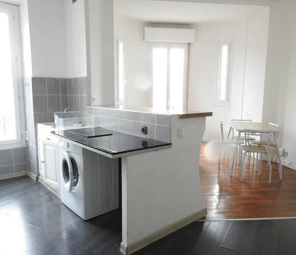Vente Appartement 2 pièces 40m² Nice - photo
