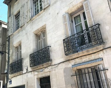 Sale Apartment 5 rooms 137m² avignon - photo