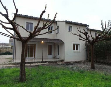 Renting House 5 rooms 124m² Monteux (84170) - photo