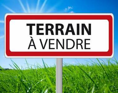 Vente Terrain 267m² monteux - photo