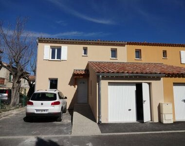 Renting House 4 rooms 90m² Carpentras (84200) - photo
